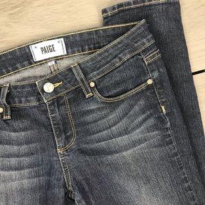 PAIGE jeans PEG skinny size 26